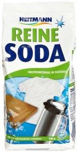 Heitmann Bio Soda do czyszczenia kuchni domu 0,5kg