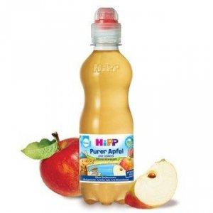 Hipp Bio Soczek Jabłkowy z Wodą Mineralną 0,3L 1r