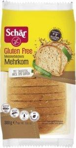 Schar Wieloziarnisty chleb Bez Glutenu Laktozy 300g