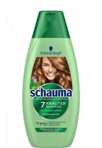 Schauma Szampon Włosów Nadający Objętość 7 ziół 400 ml