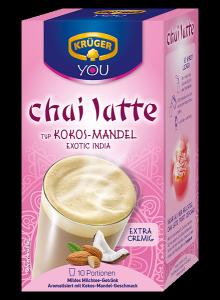 Kruger Chai Latte Kokos Mandel kokos migdał 250g
