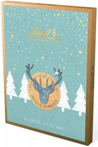 Lindt Hand Made Kalendarz Adwentowy Niespodzianki 275g