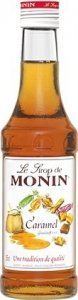 Monin Syrop Karmelowy Kawa Drinki Napoje 250ml