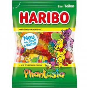 Haribo Żelki Phantasia Mix Smaków Kształtów 200g