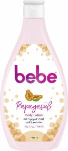 Bebe Balsam Ciała Każda Cera Shea Papaja 400 ml
