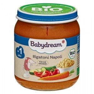 BabyDream Bio Makaron Rigatoni po Neapolitańsku 1r 250g