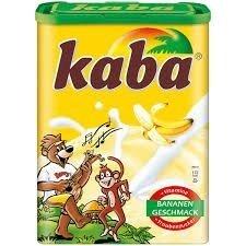 Kaba Bananowe Mleko Z Witaminami 400g