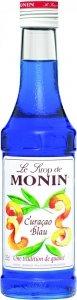 Monin Syrop Blue Curacao 250ml Niemcy