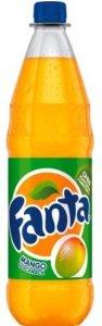 Fanta Mango 1litr  Z Niemiec Nowość
