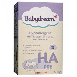 BabyDream HA Pre mleko początkowe 500g