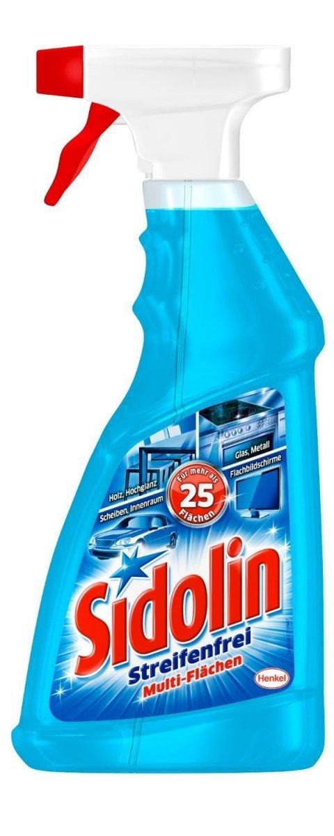 Sidolin do czyszczenia ponad 25 powierzchni DE