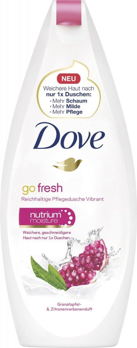 Dove Go Fresh orzeźwiający żel z granatem+cytryna
