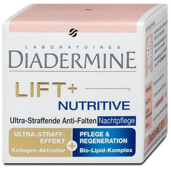 Diadermine krem do Na Noc Kolagen Lipidy wiek 30-50