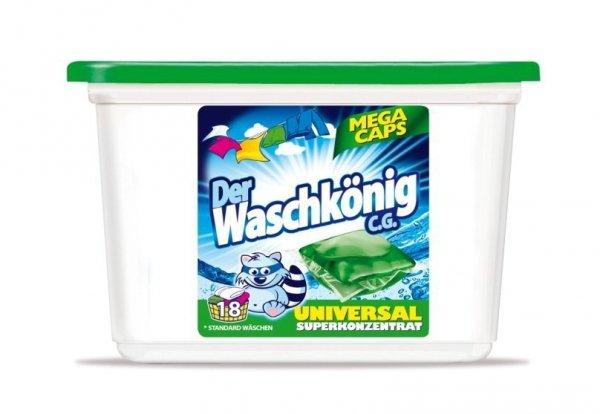 Waschbar Kapsułki do prania ubrań biełego 18 DE