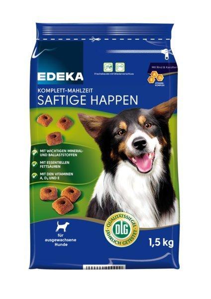 ED Karma dla Psa Wołowina Marchewka Witaminy 1,5kg