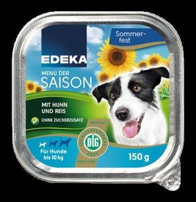 ED karma pasztet dla psa sezonowe urozmaicenia