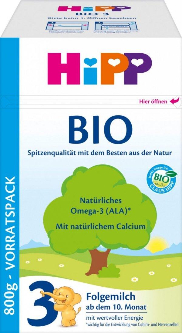 hipp-3-bio-800g-mleko-następne-od-10-miesiąca-niemieckie