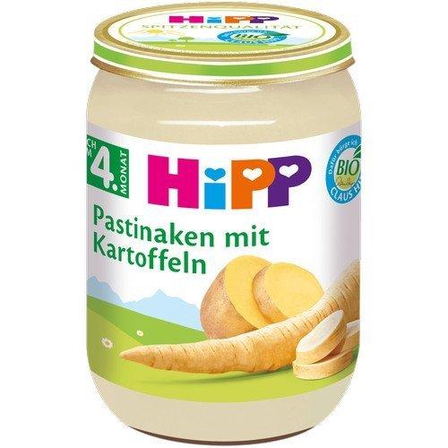 hipp-bio-pierwsze-warzywa-pasternak-ziemniaczki-4m-190g-słoiczek