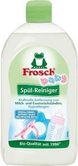 Frosch Baby hipoalergiczny do mycia butelek Smoczkow