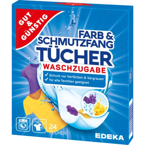 GUT&GÜNSTIG-Farbfangtücher-24ST-chusteczki-wyłapujące-kolor
