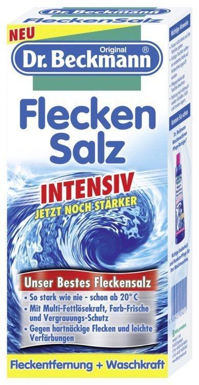 Dr Beckmann sól odplamiająca firany bielizny kolor