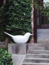 Paloma obiekt dekoracyjny Biały Serralunga