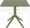 Stolik SKY Table 80 zielony