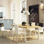 Stół Dablin Średni 160x90 Absynth