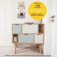Wiosenna promocja Minko - szafki, w których zakocha się twoja rodzina