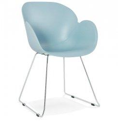 Krzesło Testa niebieskie Kokoon Design