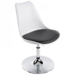 Victoria stylowe krzesło białe