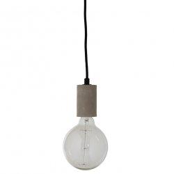 Lampa wisząca BRISTOL Ø8cm Frandsen beton