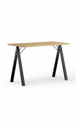 Minimalistyczne biurko VEE Slim Minko