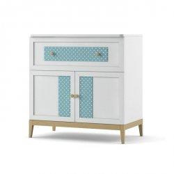 Komoda dwudrzwiowa z szufladą Elle Special Timoore