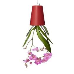 Boskke Sky Planter wisząca doniczka Recycled Small Czerwona