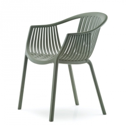 Tatami 306 Krzesło Pedrali zielone