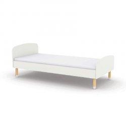 Łóżko dziecięce Flexa Play białe 200cm