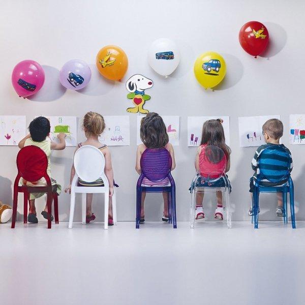Elizabeth Baby designerskie krzesło dziecięce Siesta