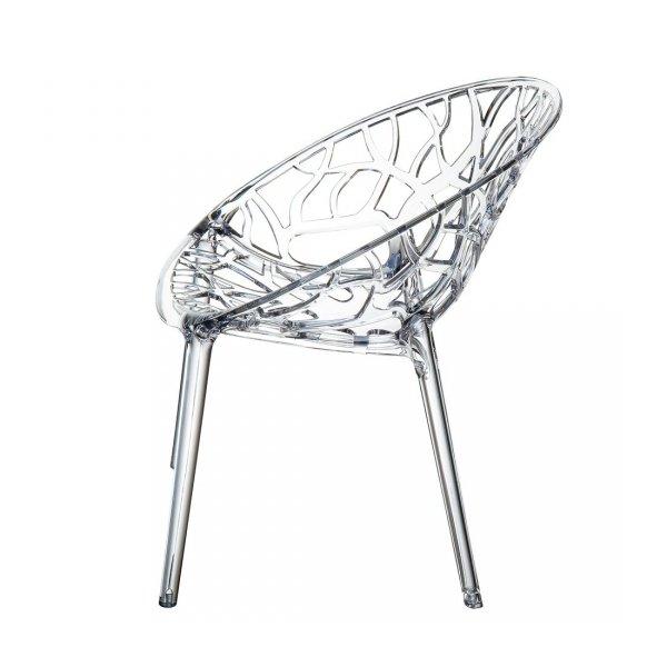 Krzesło dostępne w wielu opcjach kolorystycznych.