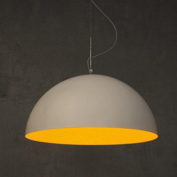 Mezza Luna 1 lampa biała 70cm