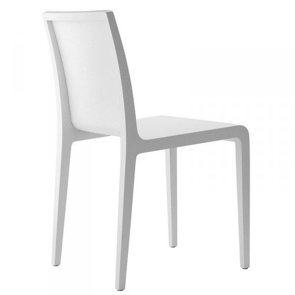 Drewniane krzesła do jadalni Pedrali