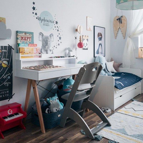 Designerskie meble do pokoju nastolatka Minko