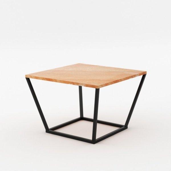 Minimalistyczny, ale niezwykle efektowny mebel to oryginalne połączenie marmuru w formie blatu i nóżek z włoskiej stali