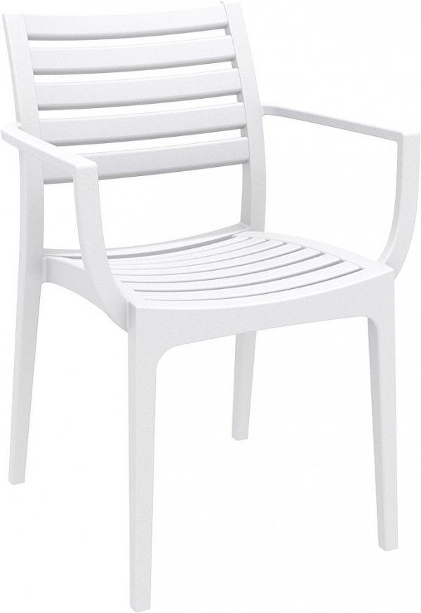 Krzesło Artemis Siesta biały