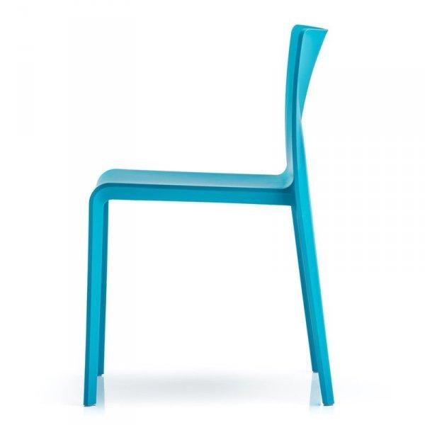 Stylowe, minimalistyczne krzesła Volt 670 Pedrali