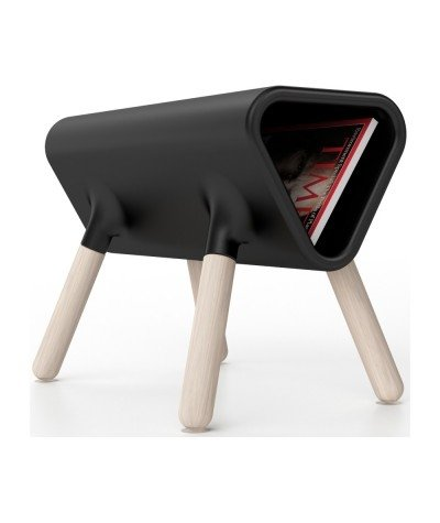 konsola Didier firmy Stamp czarna