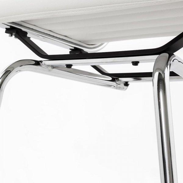 Krzesło biurowe Yotta białe