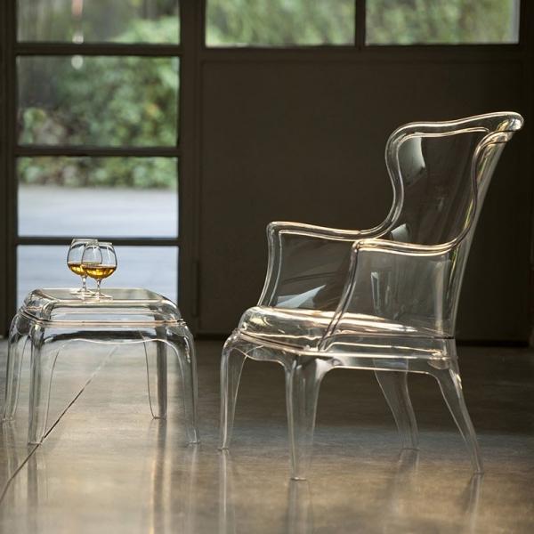 Stylowe fotele Pedrali