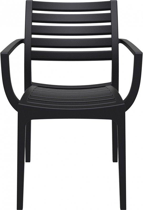 Krzesło Artemis Siesta czarny