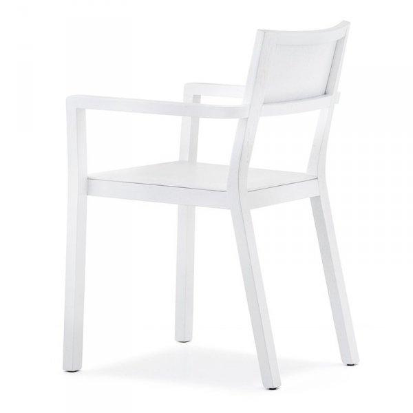 Krzesło Felel 450/2 Pedrali wykończenie w czterech wersjach kolorystycznych.